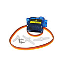 1pcs keyestudio mini 9g servo motor 23  12.2  29 mm azul para robot arduino