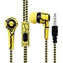 3b01lsa15 auriculares de música estéreo de 3,5 mm en el oído del micrófono deporte universal para ip sams xiaomi android teléfonos móviles reproductor de música