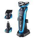Kemei Máquinas de afeitar eléctricas para Hombre 100-240 V Múltiples Funciones / Diseño portátil / Ligero y Conveniente
