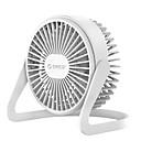 Orico ft1-2 mini ventilador usb de escritorio ajustable - blanco