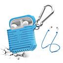 Image of Custodia per cuffie / Organizzatore per cuffie Silicone Blu / Nero / Grigio 1 pcs