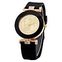 Hombre Mujer Reloj Deportivo Reloj de Pulsera Cuarzo Silicona Rosa 30 m Reloj Casual Analógico Casual - Azul Rosa Azul marinero Un año Vida de la Batería / Acero Inoxidable / SSUO 377