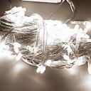 Fiesta navideña de 10 metros, 100 metros, luz decorativa, cuerda, regulaciones, 1 pc.