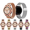 Image of Cinturino per orologio per Samsung Galaxy Watch 42 Samsung Galaxy Cinturino sportivo / Cinturino a maglia milanese Acciaio inossidabile Custodia con cinturino a strappo