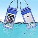 'Protective Bag Cell Phone Bag Mobile Phone Bag For Rain Waterproof Waterproof Zipper 6 Inch Pvc(polyvinyl Chloride) 15 M