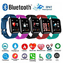 'D13 Smartwatch Bt Fitness Tracker Support Notify/ Blood Pressure Measurement Sport Smart Watch For Samsung/ Iphone/ Android Phones