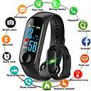 'M3 Smart Wristband Bt Fitness Tracker Support Notify/ Heart Rate Monitor Waterproof Sport Bluetooth Smartwatch Compatible Ios/android Phones