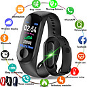 'M3 Smart Wristband Bt Fitness Tracker Support Notify/heart Rate Monitor Waterproof Sport Bluetooth Smartwatch Compatible Ios/android Phones