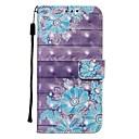 Gaver Etui Til Apple iPhone 11 / iPhone 11 Pro / iPhone 11 Pro Max Pung / Kortholder / Flip Fuldt etui Blomst PU Læder