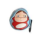Image of anime ponyo per apple airpods pro cover custodie protettive per auricolari cartoon cute scatola di ricarica silicone capa per airpods pro 3