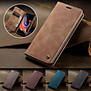 'Caseme Magnetic Flip Wallet Phone Case Retro Stand For Samsung Galaxy S20 S20 Ultra S20 Plus S10 S10 Plus S10e S10 5g S9 S9 Plus S8 S8 Plus S7 S7 Edge A10 A20 A30 A40 A50 A70 A30s A50s Note 10 Plus