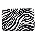 '11.6 12 13.3 14.1 15.6 Inch Laptop Sleeve Case Bag  Water-resistant Shock Proof  Universal Zebra Print For Macbook/surface/xiaomi/hp/dell/samsung/sony Etc