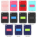 Cars & Motorbikes Case For Apple iPad 5 (2017) 9.7'' / iPad mini 4 7.9'' / iPad 6 (2018) 9.7'' Shockproof / with Stand Back Cover Lines / Waves / Solid Colored / Armor Acrylic