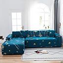 Image of stampa gatto 1 pezzo copridivano copridivano copridivano protettore morbido divano elasticizzato fodera spandex tessuto jacquard super adatto per 1 ~ 4 cuscini divano e divano a forma di l, facile da
