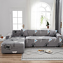 Image of dandlion 1 pezzo copridivano copridivano protettore per mobili fodera per divano morbido elasticizzato spandex tessuto jacquard super adatto per divano 1 ~ 4 cuscini e divano a forma di l, facile da