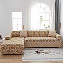 Image of stampa del modello vintage 1 pezzo copridivano copridivano protezione per mobili fodera per divano morbido elasticizzato tessuto jacquard in spandex super adatto per divano 1 ~ 4 e divano a forma di