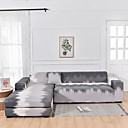 Image of stampa a inchiostro 1 pezzo copridivano copridivano protezione per mobili fodera per divano morbido elasticizzato fodera in spandex tessuto jacquard super adatto per divano 1 ~ 4 cuscini e divano a