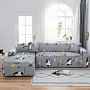 Image of stampa panda 1 pezzo copridivano copridivano protettore per mobili fodera per divano morbido elasticizzato fodera in spandex tessuto jacquard super adatto per divano 1 ~ 4 e divano a forma di l,