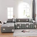 Image of stampa floreale 1 pezzo copridivano copridivano copridivano protezione per mobili divano morbido elasticizzato fodera in spandex tessuto jacquard super adatto per divano 1 ~ 4 e divano a forma di l,