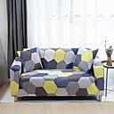 Image of stampa geometrica copridivano copridivano protettore per mobili morbido divano elasticizzato fodera in tessuto jacquard spandex super fit per 1 ~ 4 cuscino divano el divano a forma di l, facile da