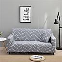 Image of stampa onda 1 pezzo copridivano copridivano copridivano protettore morbido divano elasticizzato fodera spandex tessuto jacquard super adatto per 1 ~ 4 cuscino divano e divano a forma di l, facile da
