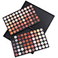 120 Colors Professional Eyeshadow Makeup Cosmetic Palette(Warm Color Series) 4611