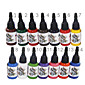 High Quality 14 Color Tattoo Ink Set 1415ml 4611