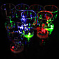 Color Flashing Small Goblet with LED Flash Light(1 PCS) 4611