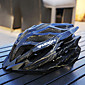 MOON Cycling Black And Golden PC/EPS 27 Vents Light Cycling Helmet 4611