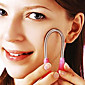 Simple Facial Hair Clipper and Remover for Lady 4611