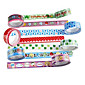 Fancy Adhesive Scrapbooking Adhesives Tape 2.2 M(4 PCS Random Color) 4611