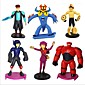 Big Hero 6 Action Figure Sets (6pcs/lot) 4611