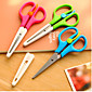 Creative Stainless Steel With A Ruler Scissors 4611