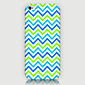 Color Creasing Pattern Phone Back Case Cover for iPhone5C 4611