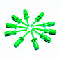 DIY Electronic Test Probe Tip - Green (10-Piece Pack) 4611