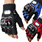 PRO-BIKER MCS-04C Motorcycle Racing Half-Finger Protective Gloves 4611