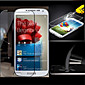 Damage Protection 0.25mm Thin 2.5D 9H Tempered Glass for Samsung Galaxy S5 I9600 4611