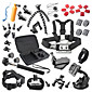 Accessories For GoProProtective Case / Monopod / Tripod / Gopro Case/Bags / Screw / Buoy / Suction Cup / Straps / Accessory Kit / 4611