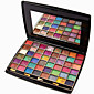 48 Mixed Colors Matte Shimmer Eyeshadow Palette Naked Nude Eye Shadow Brush Glitter Makeup Set 4611