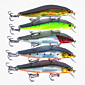 5Pcs/Lot 14cm 23g Large Fishing Lures Baits Fishing Tackles Minnow Bait Big Game Saltwater Hard Baits Wholesale 4611