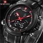 NAVIFORCE Luxury Brand Fashion Men'S Watches Strip Waterproof Quartz Watch Montre Men Military watch Sports Wrist Watch Cool Watch Unique Watch 4611