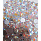 1440pcs/pack  White Colors AB Rhinestones DIY Crystal Glass Designs Nail Art  3d Decoration Diamond NC239 4611