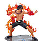 One Piece Fire Fist ACE ZERO Combat Version Anime Action Figures Model Toy 4611