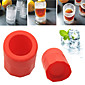 1 Cup Shape Rubber Shooters Ice Cube Shot Glass Freeze Mold Maker Tray Party 4611