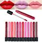 Full-Coverage Long Lasting 24 Hour Not Rub Off Matte Waterproof  liquid Lipstick Lip Gloss(12 Selectable Colors) 4611