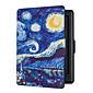 Hot Selling 2015 New Ultra Magnetic Auto Sleep Slim Cover Case Hard Shell For KOBO GLO HD  Starry Sky 6.0inch 4611