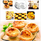 Disposable Aluminum Foil Cups Baking Bake Muffin Cupcake Tin Mold Round,Set of 50 4611