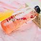 1000ML Plastic Bottle Space Sports Water Bottles Lemon Juice Fruit Drinkware (No Bag) 4611