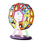 Toys Magnet Toys 64Pcs Executive Toys Puzzle Cube DIY Toys Magnetic Balls Rainbow Education Toys For Gift 4611