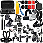 Accessory Kit For Gopro Adjustable Anti-Shock Waterproof For Action Camera Gopro 5 Xiaomi Camera Gopro 4 Gopro 3 Gopro 2 Gopro 1 Sports 4611